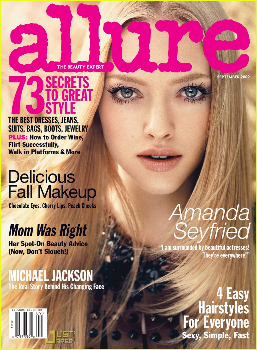 amanda seyfried allure