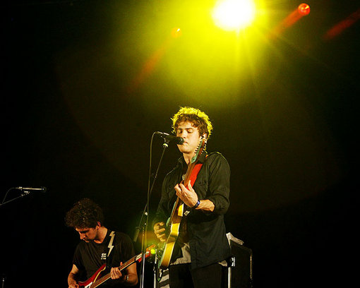 MGMT performed on August 2, 2009 at APW