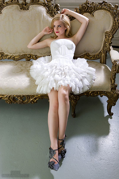 Emma Watson Russian Ellegirl